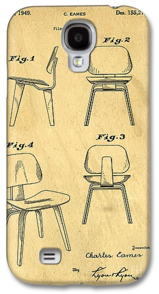 Chair Galaxy S4 Cases - Designs for a Eames chair Galaxy S4 Case by Edward Fielding