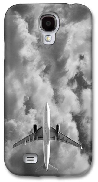 Jet Photographs Galaxy S4 Cases - Destination Unknown Galaxy S4 Case by Mark Rogan