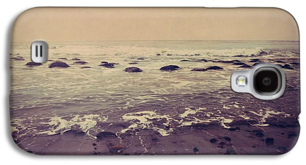 Ocean Shore Galaxy S4 Cases - Destined to Be Galaxy S4 Case by Laurie Search
