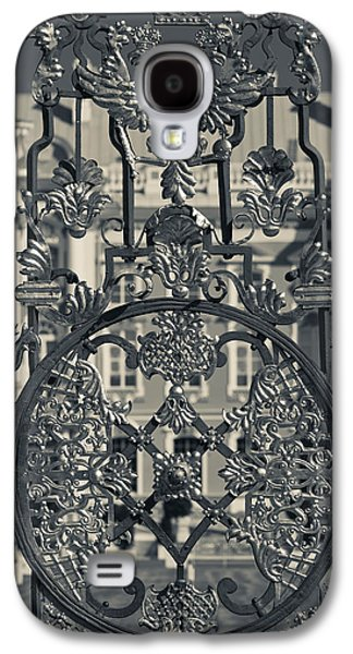 Catherine White Galaxy S4 Cases - Detail Of The Palace Gate, Catherine Galaxy S4 Case by Panoramic Images