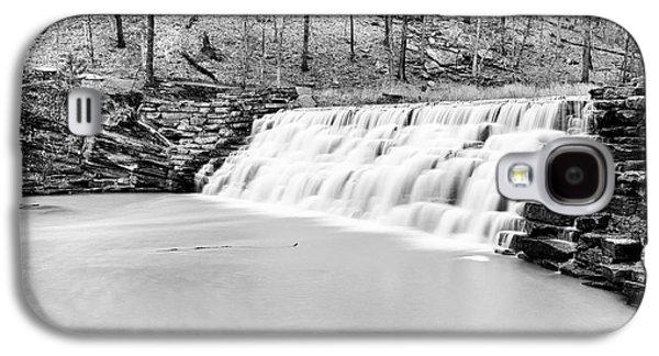 Devils Den Galaxy S4 Cases - Devils Den Waterfall Galaxy S4 Case by Tanya Harrison