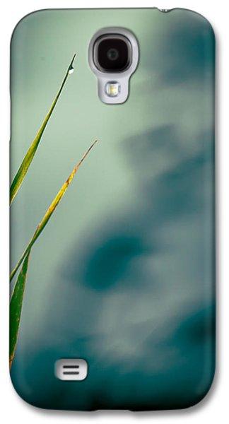 Dreamscape Galaxy S4 Cases - Dew Drop Galaxy S4 Case by Bob Orsillo