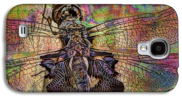 Flying Frog Galaxy S4 Cases - DFly Galaxy S4 Case by Jack Zulli