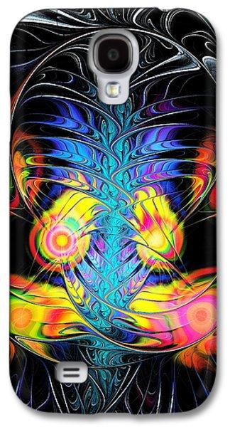Dia De Muertos Galaxy S4 Case by Anastasiya Malakhova