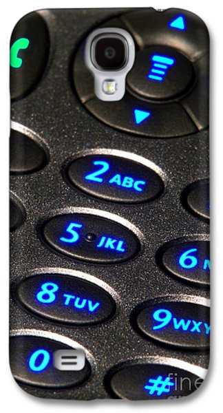 Electronics Photographs Galaxy S4 Cases - Dial Up Galaxy S4 Case by Olivier Le Queinec