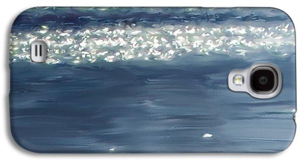 Reflections Of Sun In Water Galaxy S4 Cases - Diamonds of Austria Galaxy S4 Case by Regina Iakushova