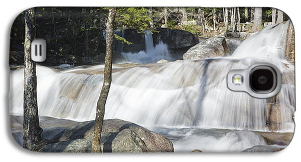 White River Scene Photographs Galaxy S4 Cases - Dianas Bath - North Conway New Hampshire USA Galaxy S4 Case by Erin Paul Donovan