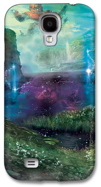 Dictate Of Kruphix Promo Galaxy S4 Case by Ryan Barger