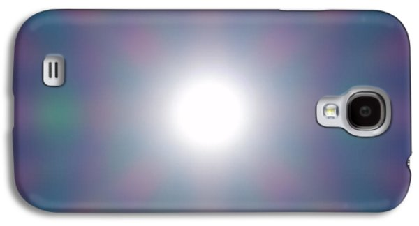 Abstract Digital Photographs Galaxy S4 Cases - Diffraction Galaxy S4 Case by Wim Lanclus
