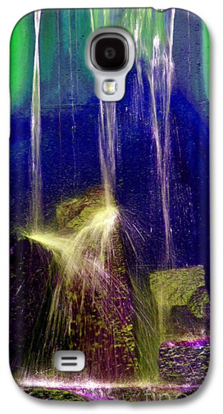 Diffusion Number Three Galaxy S4 Case by Skip Willits