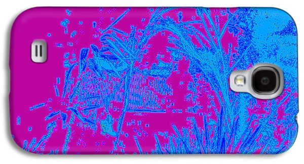 Etc. Mixed Media Galaxy S4 Cases - Digital Visual Galaxy S4 Case by HollyWood Creation By linda zanini