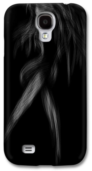 Inner Self Galaxy S4 Cases - Dim Galaxy S4 Case by Len YewHeng