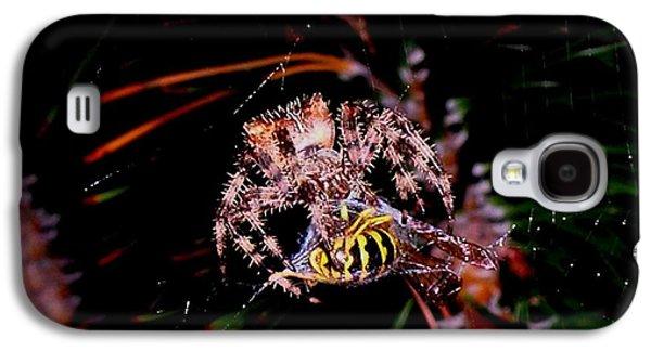 Dinner Galaxy S4 Case by Joe Hamilton