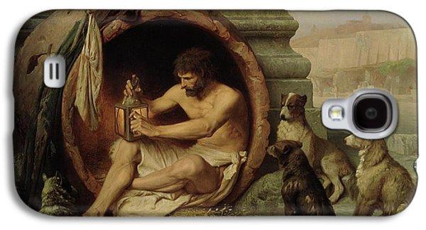 Diogenes Galaxy S4 Case by Jean Leon Gerome