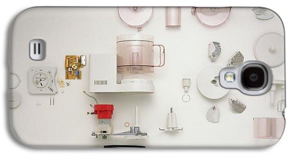 Disassembled Food Processor Galaxy S4 Case by Dorling Kindersley/uig