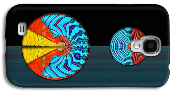 Disdain Galaxy S4 Case by Cesar humberto  Fernandez basaldua