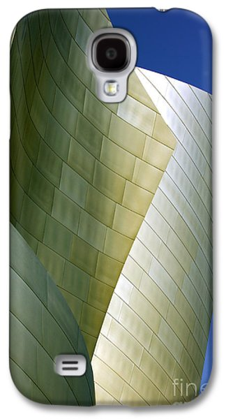 Metal Sheet Galaxy S4 Cases - Disney Concert Hall 5 Galaxy S4 Case by Micah May