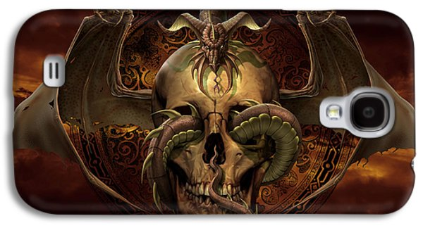 Astral Galaxy S4 Cases - Dissent Galaxy S4 Case by Tom Wood