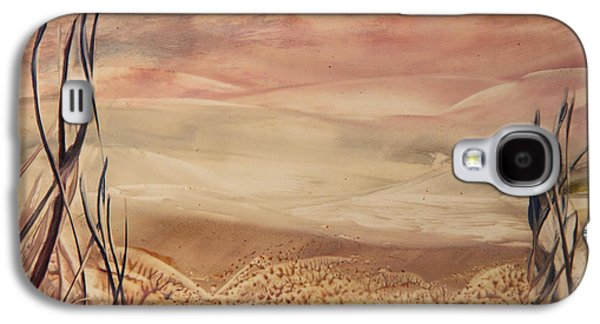 Angel Mermaids Ocean Galaxy S4 Cases - Distant Land Galaxy S4 Case by Samira Butt