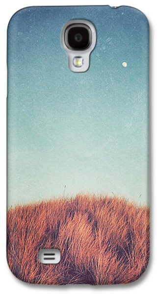 Surreal Landscape Galaxy S4 Cases - Distant Moon Galaxy S4 Case by Lupen  Grainne