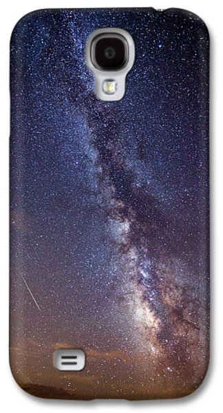 Darren Galaxy S4 Cases - Distant Visitors Galaxy S4 Case by Darren  White