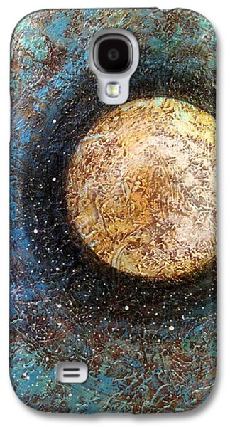 Abstract Nature Galaxy S4 Cases - Divine Solitude Galaxy S4 Case by Sharon Cummings