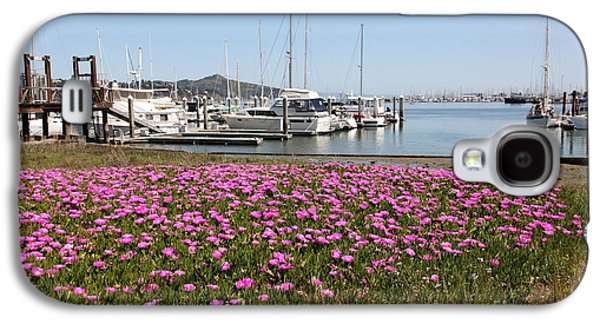 Sausalito Galaxy S4 Cases - Docks at Sausalito California 5D22695 Galaxy S4 Case by Wingsdomain Art and Photography