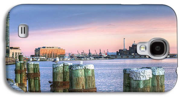 Inner Galaxy S4 Cases - Dockside Galaxy S4 Case by JC Findley