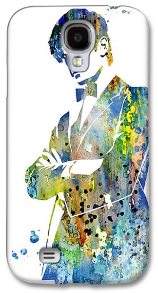 Tardis Galaxy S4 Cases - Doctor Who 2 Galaxy S4 Case by Luke and Slavi