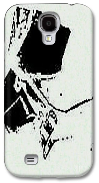 Dogs Reliefs Galaxy S4 Cases - Dog Fighter Galaxy S4 Case by 480558 plus Photography