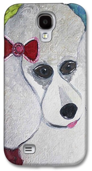 Water Dogs Mixed Media Galaxy S4 Cases - Dog Lover Galaxy S4 Case by Artista Elisabet