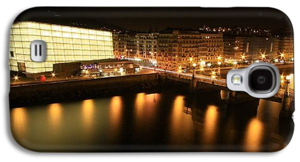 Light Galaxy S4 Cases - Donostia 2016 Galaxy S4 Case by Mariusz Czajkowski