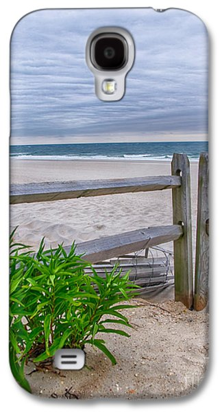 Split Rail Fence Galaxy S4 Cases - Dont Fence Me In Galaxy S4 Case by Mark Miller