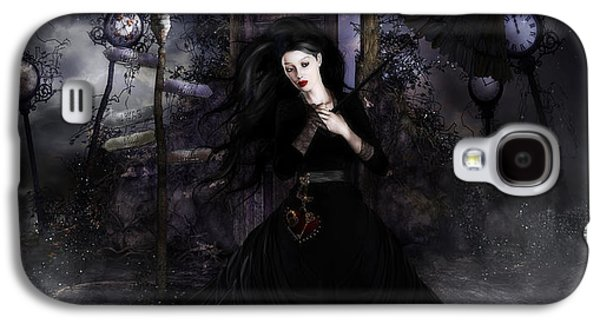 Dont Look Back Galaxy S4 Case by Shanina Conway