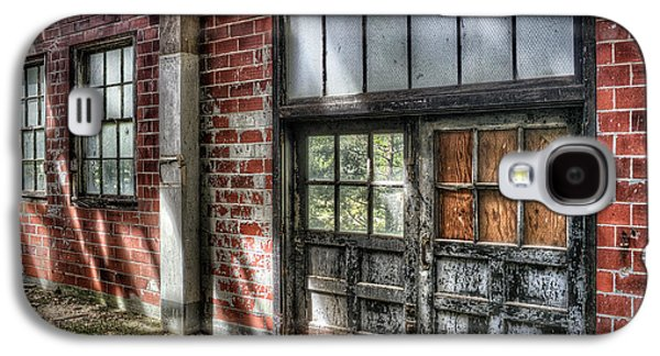 Doors To The Past Galaxy S4 Case by Donald Schwartz