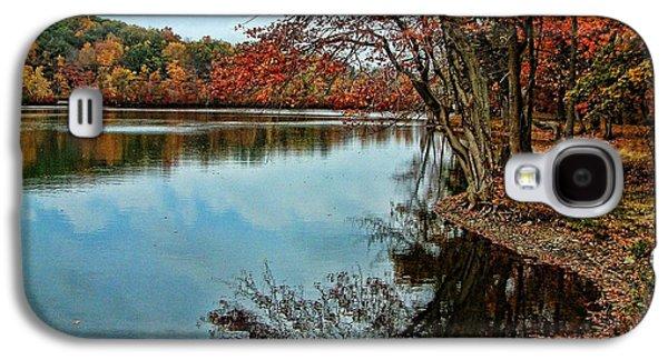 Millbury Galaxy S4 Cases - Dorothy Pond Millbury MA Galaxy S4 Case by Mike McCool