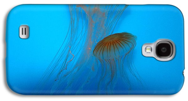 Plankton Galaxy S4 Cases - Double Jelly Galaxy S4 Case by Quita Jean