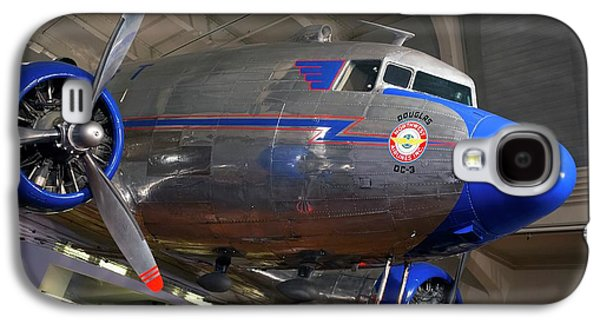 Douglas Dc-3 Aircraft Galaxy S4 Case by Jim West