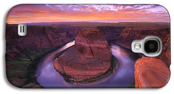 Grand Canyon Photographs Galaxy S4 Cases - Down Beauty Galaxy S4 Case by Kadek Susanto