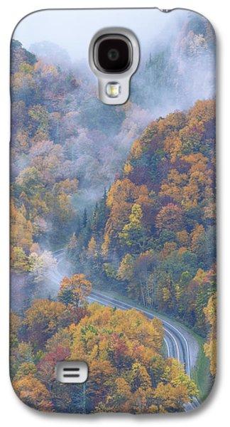 Fog Mist Galaxy S4 Cases - Down Below Galaxy S4 Case by Chad Dutson