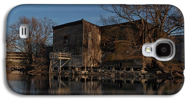 Keuka Galaxy S4 Cases - Down by the Docks in Color Galaxy S4 Case by Joshua House