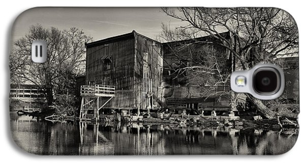 Keuka Galaxy S4 Cases - Down by the Docks Galaxy S4 Case by Joshua House
