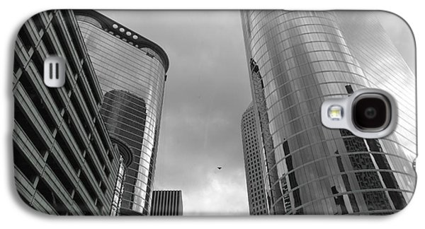 Downtown Houston Galaxy S4 Case by Dan Sproul