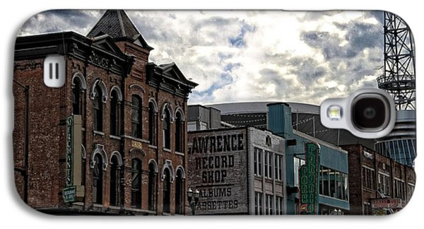 Downtown Nashville Galaxy S4 Case by Dan Sproul