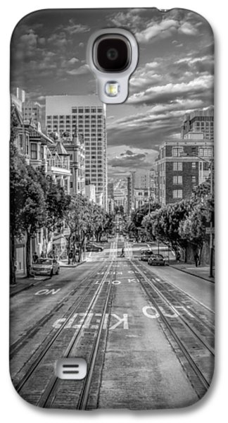 Business Galaxy S4 Cases - Downtown San Francisco II Galaxy S4 Case by Erik Brede