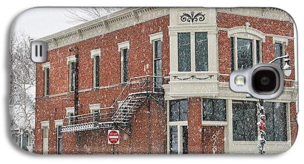 Downtown Whitehouse  7031 Galaxy S4 Case by Jack Schultz