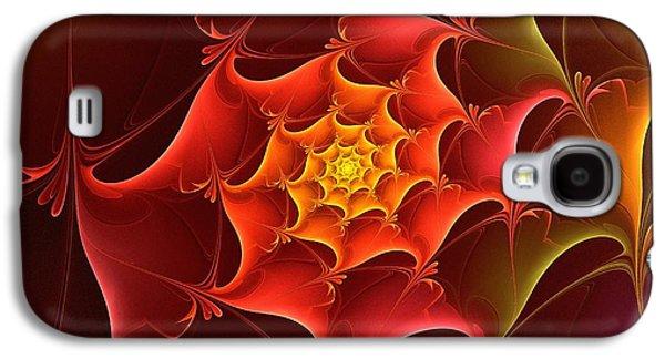 Dragon Scale Galaxy S4 Case by Anastasiya Malakhova