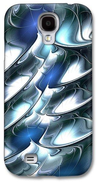 Dragon Scales Galaxy S4 Case by Anastasiya Malakhova