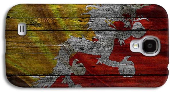 Dragon Photographs Galaxy S4 Cases - Dragons Bhutan Galaxy S4 Case by Joe Hamilton