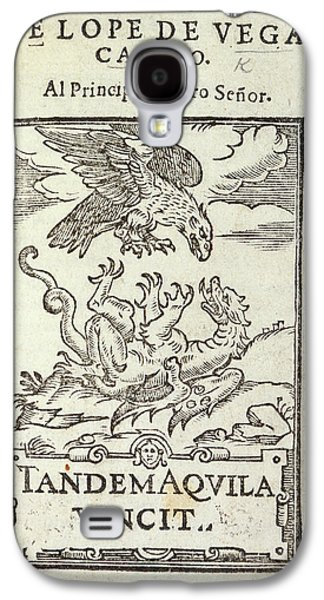 Drake-dragon Galaxy S4 Case by British Library